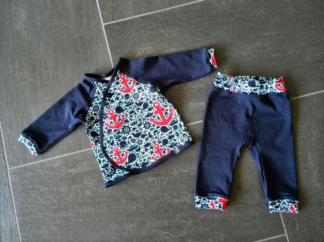 Makerist - Babyset Luis - Sewing Showcase - 1
