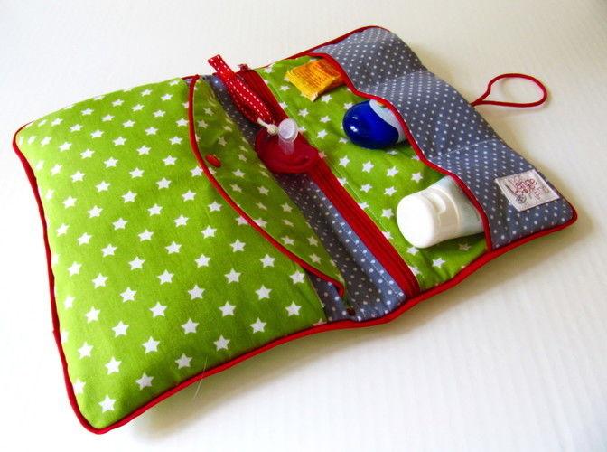 Makerist - Windeltasche fürs kleine Gepäck - Nähprojekte - 2