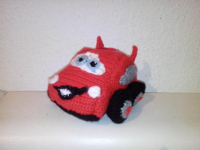 Makerist - cars für ein Geburtstagskind :) - Häkelprojekte - 1