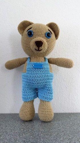 Makerist - Teddybärchen - Häkelprojekte - 1