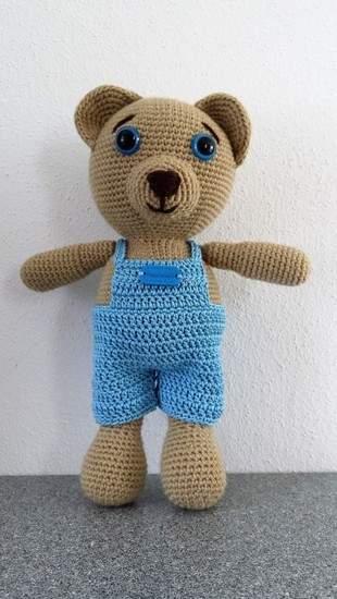 Makerist - Teddybärchen - 1