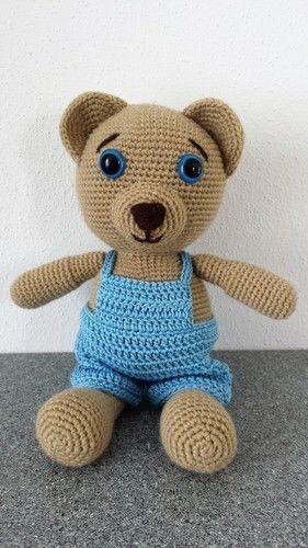 Makerist - Teddybärchen - Häkelprojekte - 2