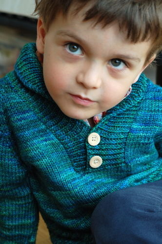 Makerist - Boy Sweater - Knitting Showcase - 2