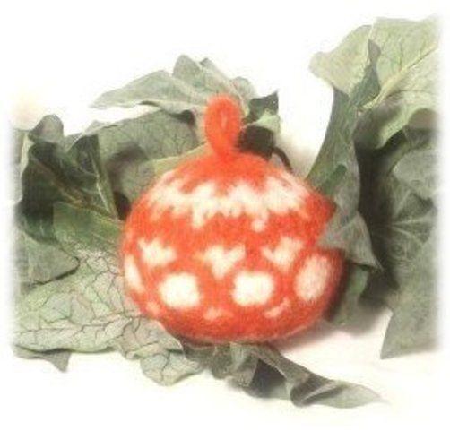 Makerist - Felt Christmas Baubles - Knitting Showcase - 2