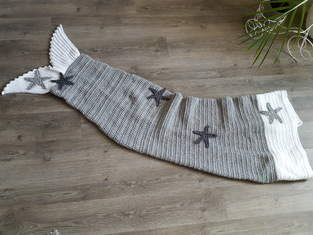 Makerist - Meerjungfrauen Decke die Schnelle ab 14 Jahre S - L - 1