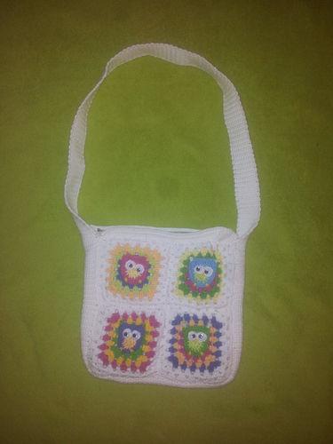 Makerist - Umhängetasche für meine Nichte  - Häkelprojekte - 1