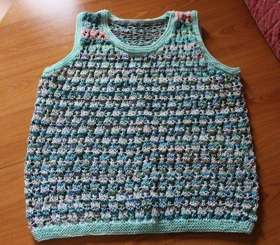 Makerist - Débardeur - Créations de tricot - 1
