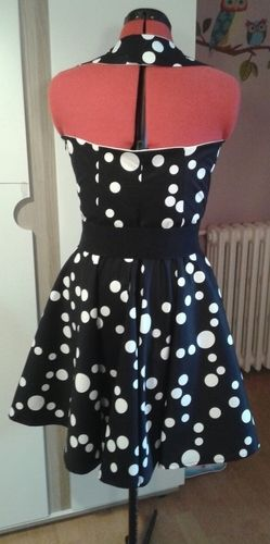 Makerist - Robe style Pin Up  - Créations de couture - 2