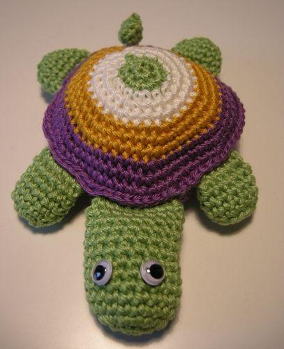 Makerist - Schildkröte - Häkelprojekte - 2