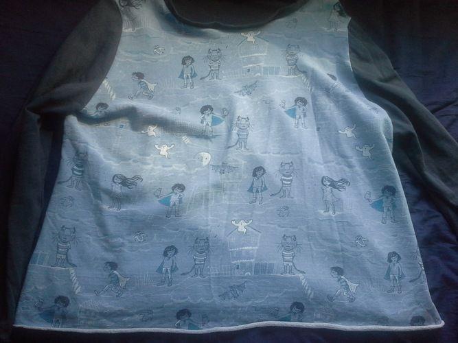 Makerist - frau bente, mein lieblings-sweater - Nähprojekte - 2