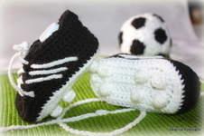 Makerist - Baby-Fußballschuhe - 1