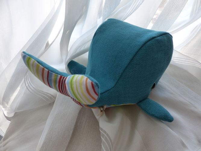 Makerist - Peluche Baleine - Créations de couture - 2