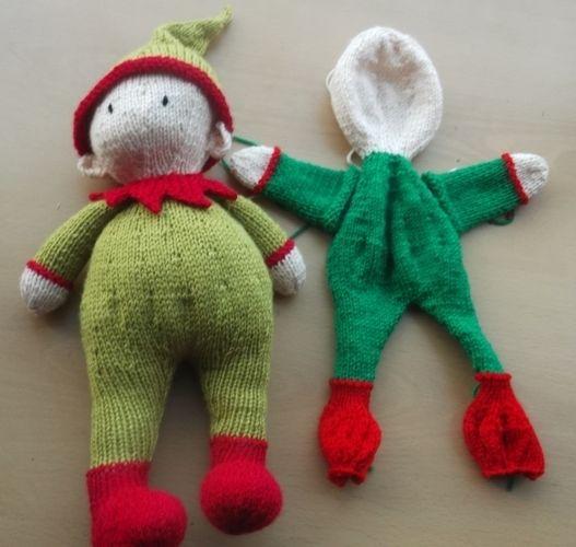 Makerist - Little Elf no-name - Knitting Showcase - 1