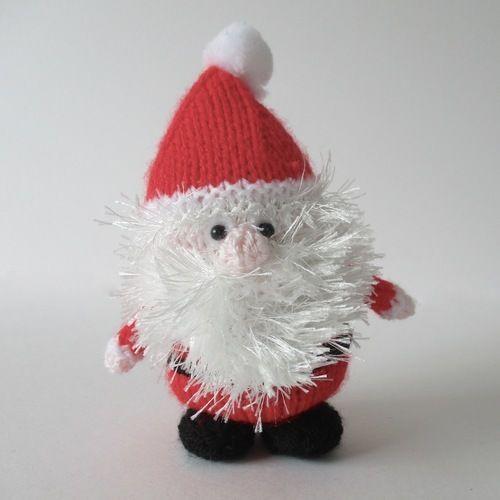 Makerist - Father Christmas - Knitting Showcase - 1