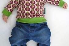 Makerist - Baby Sweater für meine kleine Nichte - 1