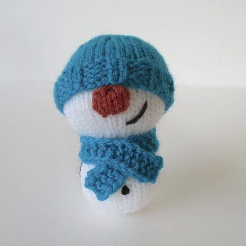 Makerist - Dinky Christmas Toys - Knitting Showcase - 2
