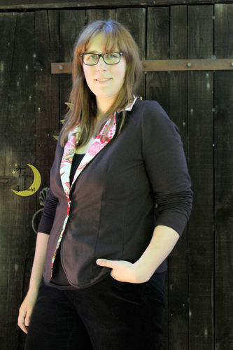 Makerist - Damen Blazer - Nähprojekte - 2
