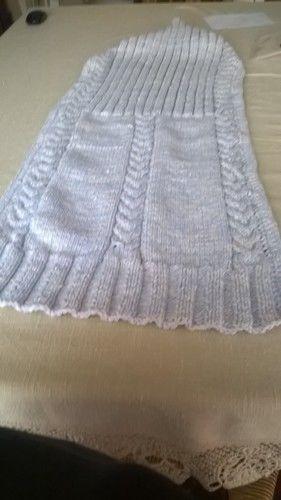 Makerist - nid d'ange au tricot - Créations de tricot - 2