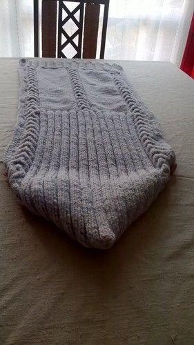 Makerist - nid d'ange au tricot - Créations de tricot - 3