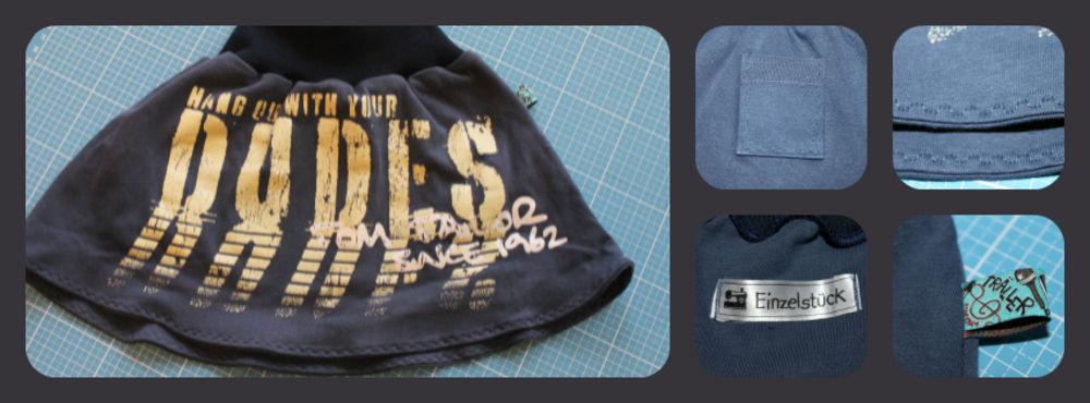 Makerist - Aus T-Shirt wird Rock - Nähprojekte - 1