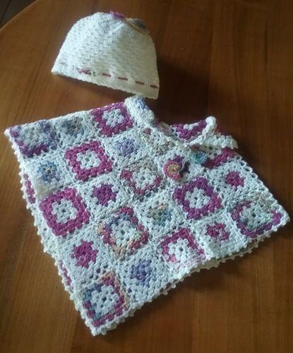 Makerist - Poncho Maya - Créations de crochet - 1