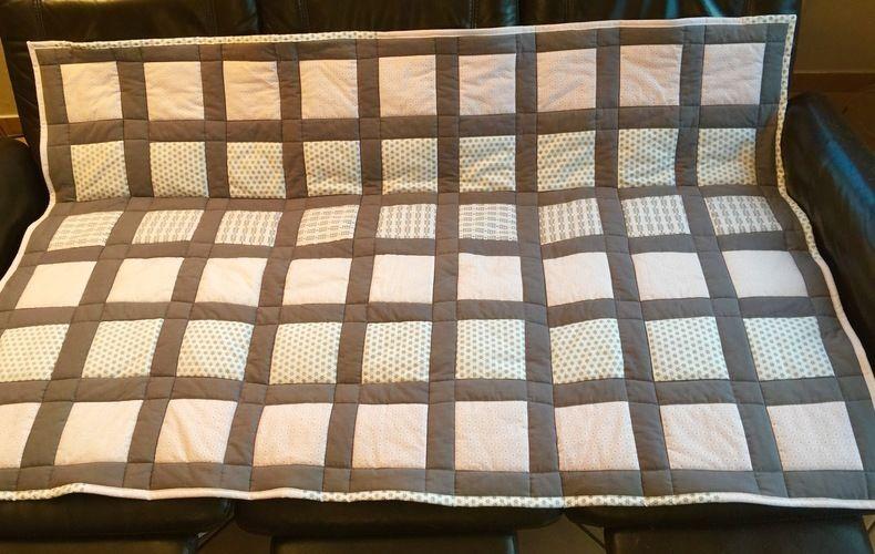 Makerist - Mein erster Quilt  - Nähprojekte - 1