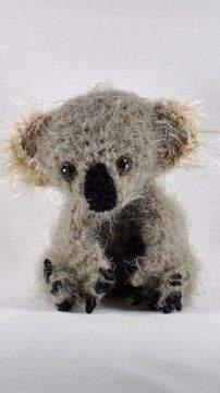 Makerist - Koalabär Amigurumi Häkelanleitung - 1