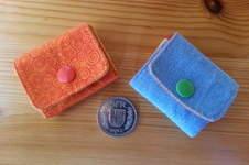 Makerist - Mini-Portemonnaie für Notgroschen - 1
