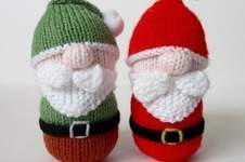 Makerist - Santa and Gnome - 1
