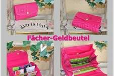 "Makerist - Geldbeutel ""Pink Lady"" - 1"