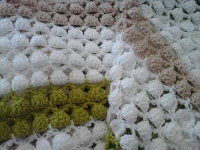 Makerist - Couverture bébé - Créations de crochet - 2