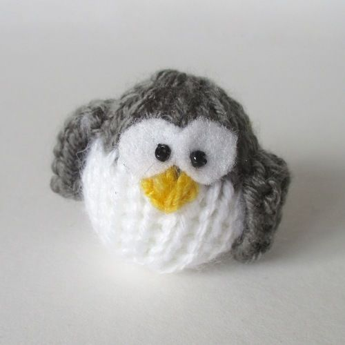 Makerist - Teeny Penguin - Knitting Showcase - 1