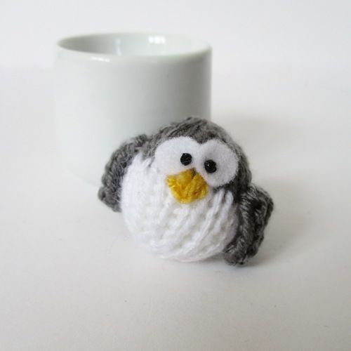 Makerist - Teeny Penguin - Knitting Showcase - 2