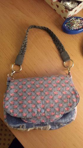Makerist - Wechselklappen Handtasche  - Nähprojekte - 1
