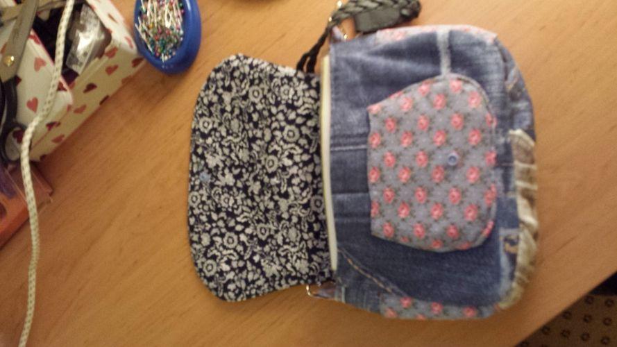 Makerist - Wechselklappen Handtasche  - Nähprojekte - 2