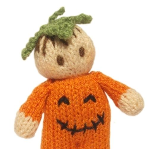 Makerist - Halloween Bitsy Baby - Knitting Showcase - 1