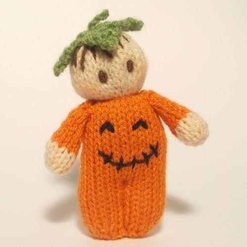 Makerist - Halloween Bitsy Baby - Knitting Showcase - 2