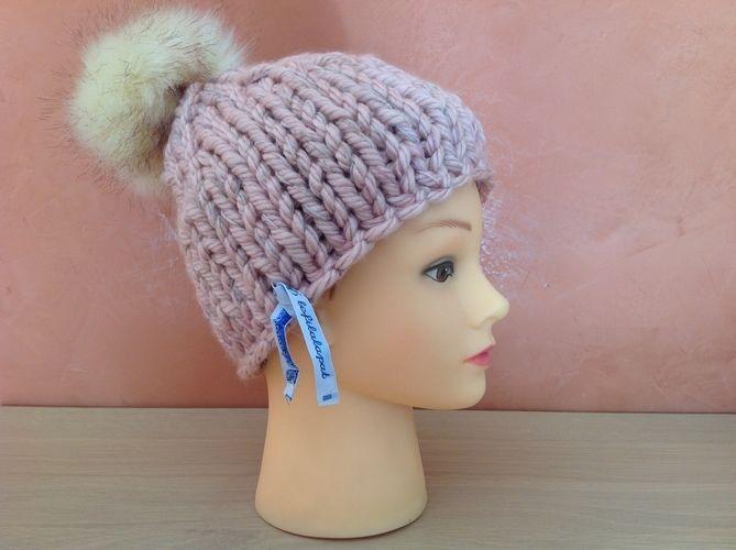 Makerist - Bonnet - Créations de tricot - 1