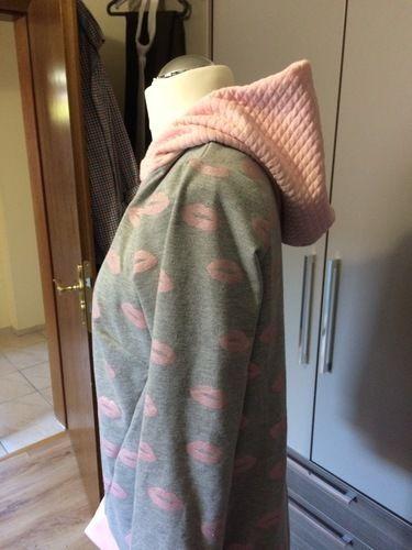 Makerist - Damen Kapuzenpulli aus Sommersweat - Nähprojekte - 2
