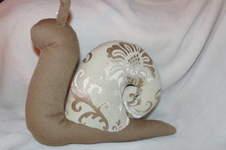 Makerist - Peluche escargot - 1