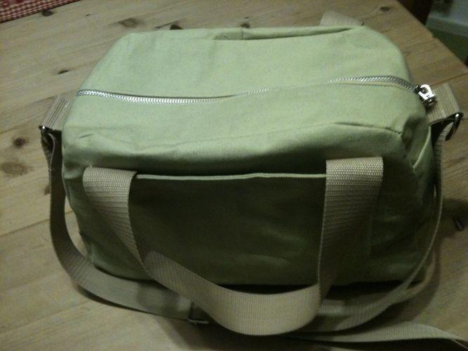 Makerist - grosse Handtasche - Nähprojekte - 1