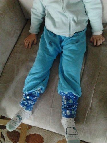 Makerist - Un pantalon trop relax pour l'école maternelle... - Créations de couture - 1