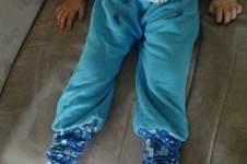 Makerist - Un pantalon trop relax pour l'école maternelle... - 1