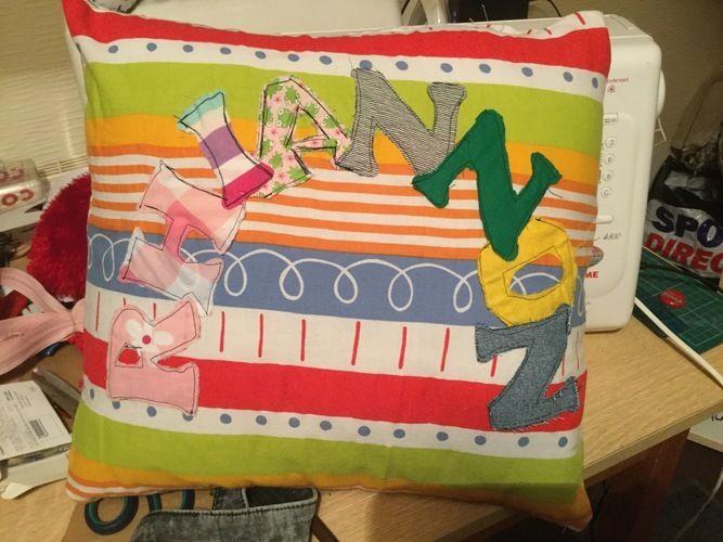 Makerist - Cushions - Sewing Showcase - 1