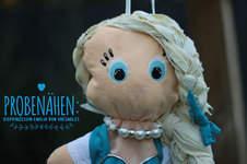 Makerist - Probenähen Eisprinzessin Emilia von shesmile - 1