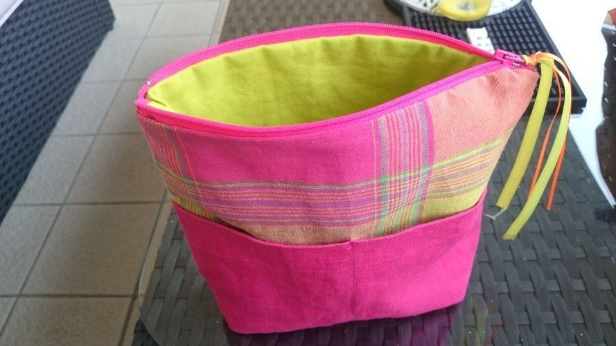 Makerist - Assortiment de trousses et étui à ciseaux pour ranger le matériel de couture  - Créations de couture - 3