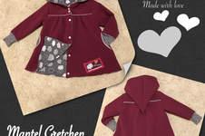 Makerist - Mantel Gretchen aus Softshell - perfekt für den Herbst - 1
