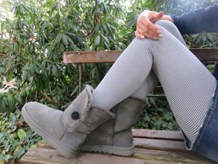 SO! Pattern Leggings Norma Gr. S für Damen