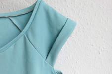 Makerist - FrauJOSY von Fritzi/Schnittreif - Shirt aus Reststück Baumwolljersey - 1