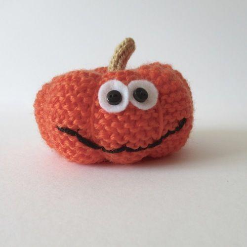 Makerist - Pumpkin - Knitting Showcase - 1